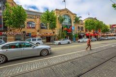San Francisco street Royalty Free Stock Photos