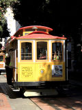 San Francisco Street Car. The famous Powell and Market streetcar in San Francisco, CA Stock Images