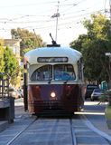 San Francisco Street Car Royalty Free Stock Photo
