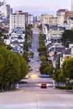 San Francisco street Royalty Free Stock Photography