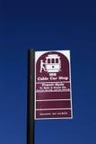 San Francisco street  sign Stock Photo