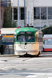 San Francisco streetcar Stock Photo