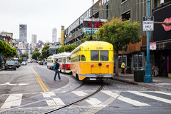 San Francisco Streetcar Stock Photos
