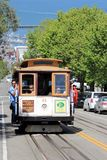 San Francisco streetcar Stock Images