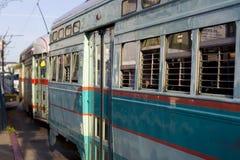 San Francisco Streetcars Photo libre de droits