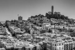 San Francisco Summer Morning 2018 Image libre de droits