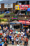 San Francisco Summer on Pier 39 Stock Image