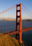 San Francisco at sunset Stock Images