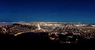 San Francisco Sunset a la noche