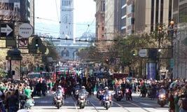 San Francisco 168th Patrick dnia roczna Świątobliwa parada zdjęcie stock