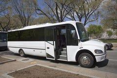 San Francisco Tour Charter Bus Fotografering för Bildbyråer