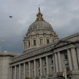 San Francisco. Town Hall city royalty free stock photography