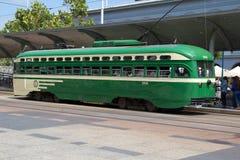 San Francisco Tram Stock Photos