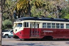San Francisco tram Royalty Free Stock Images