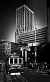 San Francisco Trams foto de archivo