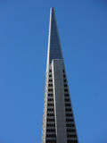 San francisco - transamerica pyramid Stock Photography