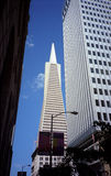 San Francisco - Transamerica Pyramid Stock Images