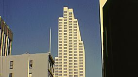 San Francisco Transamerica Pyramid stock video
