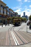 San Francisco Trolley Stock Photos