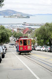 San Francisco Trolley Royalty Free Stock Photos