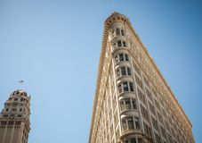 San Francisco Union Square building Royalty Free Stock Photography