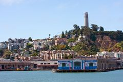 San Francisco, United States. San Francisco Pier, United States Stock Photos