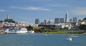 SAN FRANCISCO, USA - National Maritime Historical Park Royalty Free Stock Photo