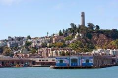 San Francisco, Verenigde Staten Stock Foto's