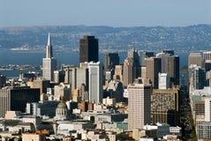 San Francisco view Royalty Free Stock Photos