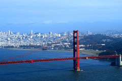 San Francisco view Royalty Free Stock Photography
