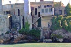 San Francisco. View on Prison Alcatraz. Maximum high security federal prison. USA Royalty Free Stock Image