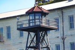 San Francisco. View on Prison Alcatraz. Maximum high security federal prison. USA Royalty Free Stock Photos