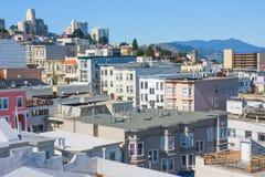 San Francisco view Royalty Free Stock Photography