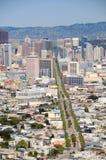 San Francisco View II Royalty Free Stock Photo