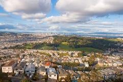 San Francisco vom Süden Stockbilder