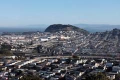 San Francisco von oben Stockbilder