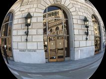 San Francisco War Memorial, veteran som bygger, Herbst teater, 3 Royaltyfri Fotografi