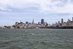 San Francisco Waterfront Royalty Free Stock Photo