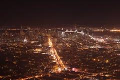 San Francisco Weather - chiaro! fotografia stock