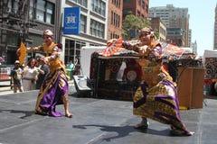 San Francisco Wierd Faire, Straßenfest lizenzfreie stockfotografie