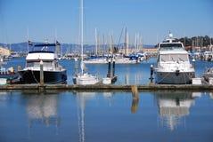 San Francisco Yacht Club stock afbeelding