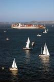 San Francisco zbiornika statku Zdjęcie Stock