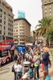 San Franciscos Anschlussquadrat Lizenzfreies Stockfoto