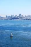 San Franisco zatoka Zdjęcia Stock