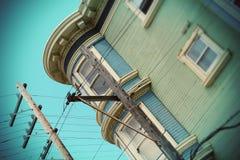 San Fransisco architektura obrazy stock