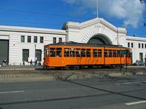 San Fransisco Cable Car Photos libres de droits