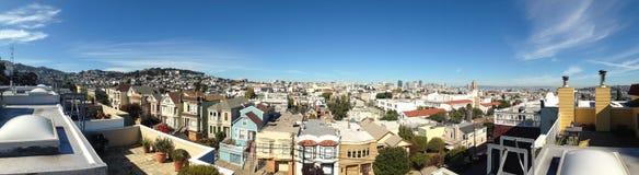 San Fransisco dachy Zdjęcie Stock