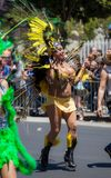 San Fransisco Homoseksualna Dumy Parada 2012 Obrazy Stock
