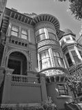 San Fransisco House Stock Image