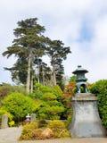 San Fransisco japończyka ogród Obrazy Stock